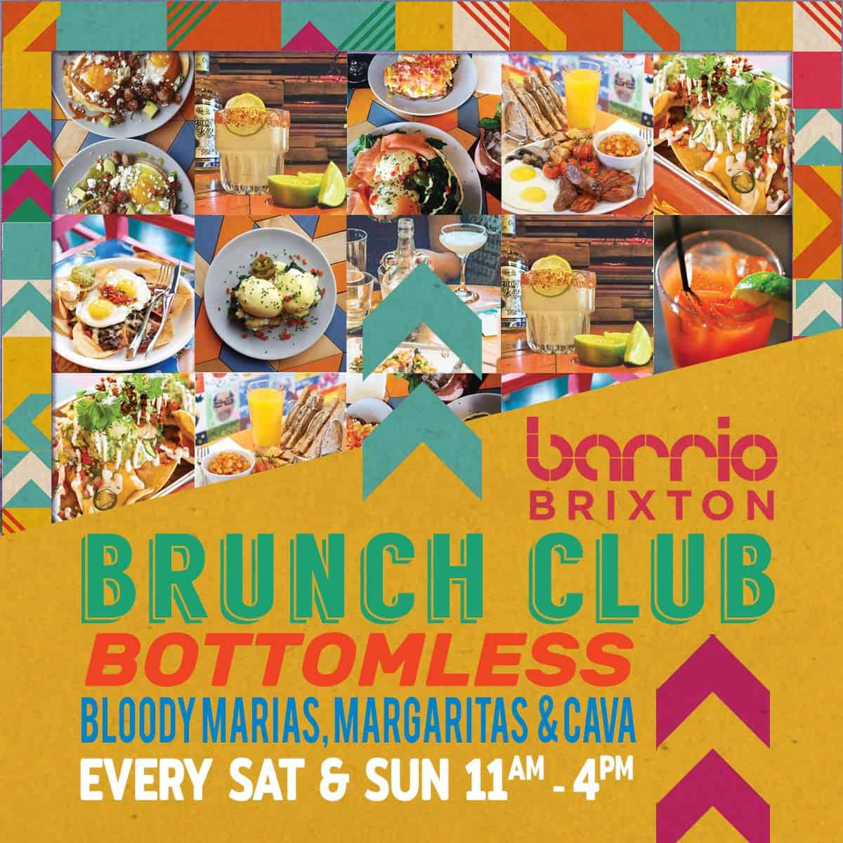 Brixton Bottomless Brunch