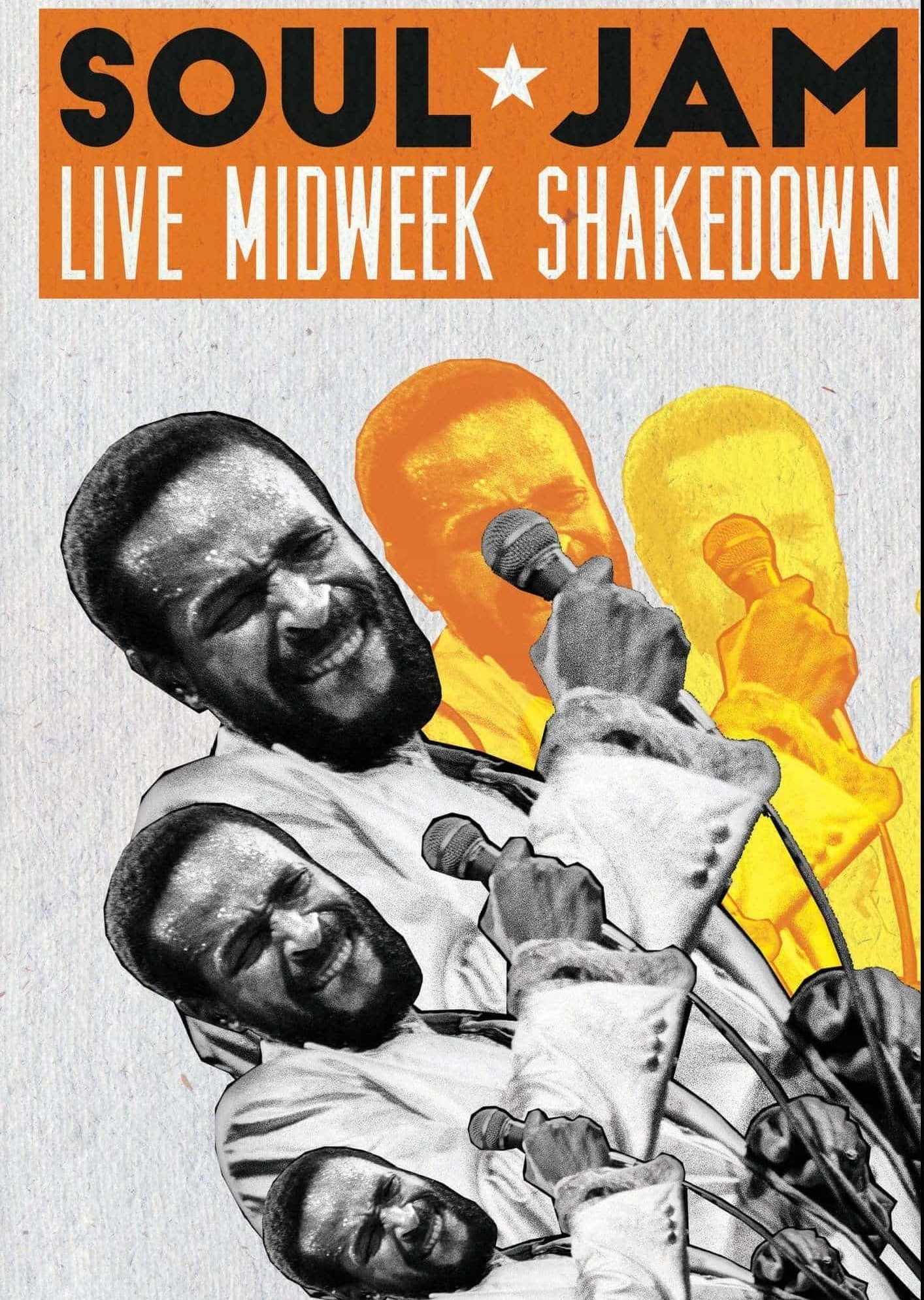 Soul Jam MidWeek Shakedown at Barrio Shoreditch